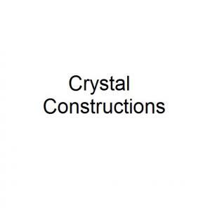 Crystal Construction logo