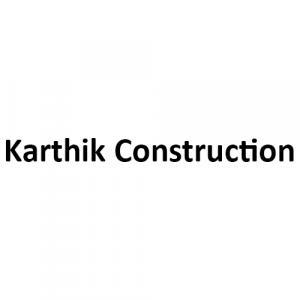 Karthik Construction logo