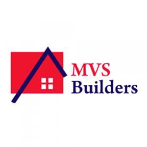 MVS Builders logo