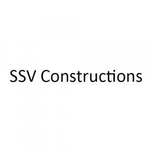 SSV Constructions logo