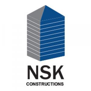 NSK Constructions logo