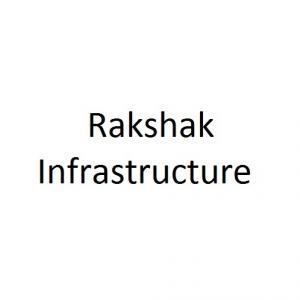 Rakshak Infrastructure logo