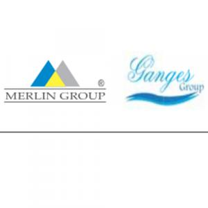 Merlin Group AND Ganges Group logo
