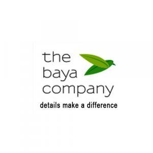The Baya Company logo