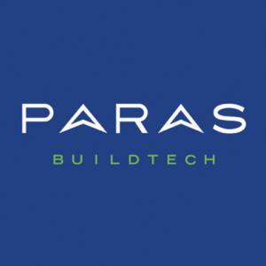 Paras Buildtech  logo