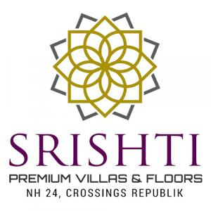 Renowned Srishti Villas Ghaziabad logo