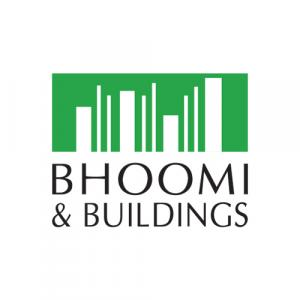 Bhoomi and Buildings logo