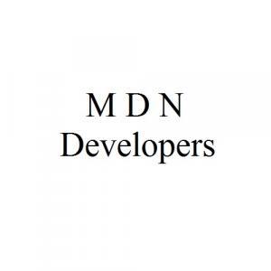 M D N Developers logo
