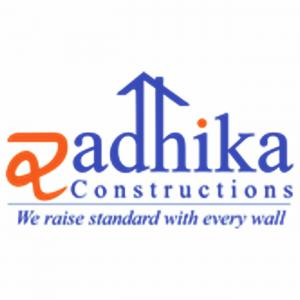 Radhika Homes logo