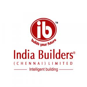 India Builders Limited logo