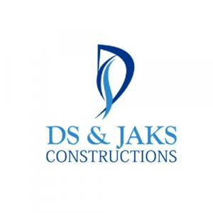 DS And Jaks Constructions logo
