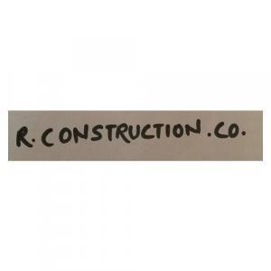 R. Construction Co logo