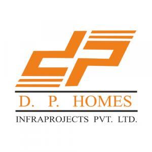 D. P. Homes logo