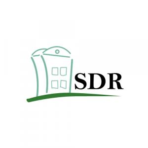 SDR Real Estate logo