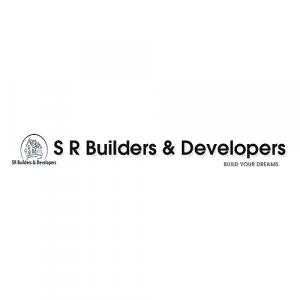 S R Builders and Developers logo