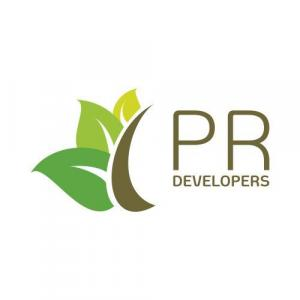 P R Developers logo