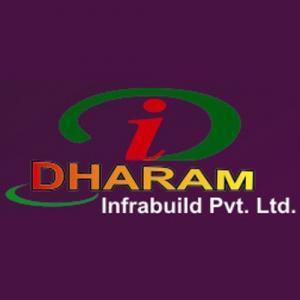 Dharam Infrabuild  logo