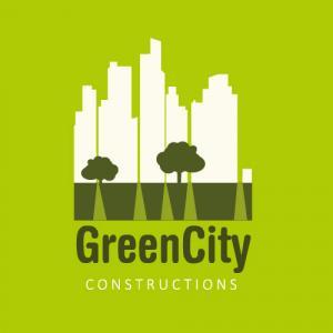 Green City Constructions logo