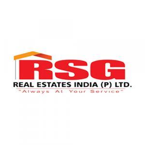 RSG Real Estates India logo