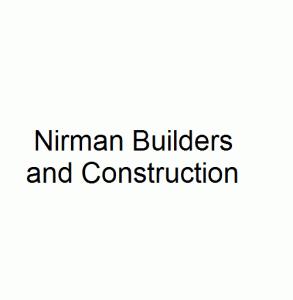 Nirman Builders and Construction logo