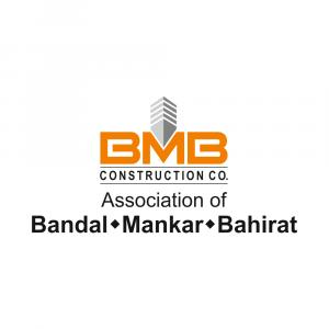 BMB CONSTRUCTION COMPANY logo