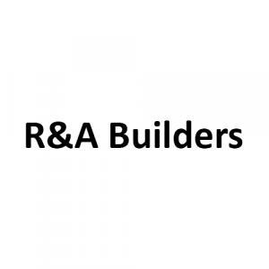 R&A Builders logo
