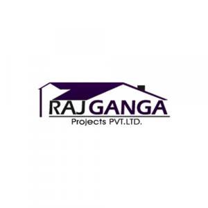 Raj Ganga Builders logo