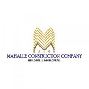 Mahalle Construction Company logo