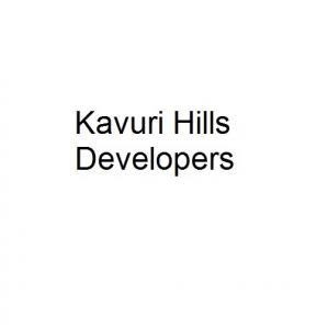 Kavuri Hills Developers logo