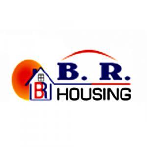 B R Housing logo