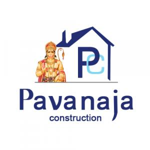 Pavanaja Construction logo