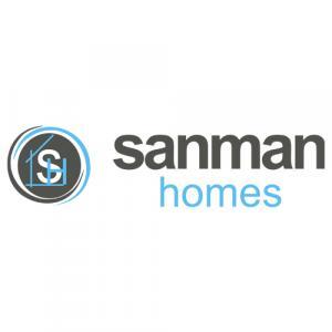 Sanman Homes logo