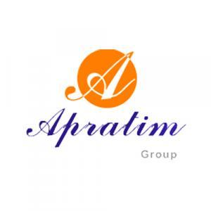 Apratim Group logo