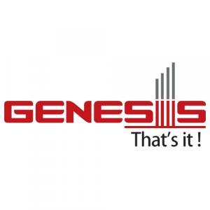 Genesis Infratech logo