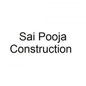Sai Pooja Construction logo