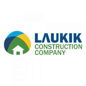 Laukik Construction Company logo