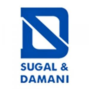 Sugal & Damani Foundations logo