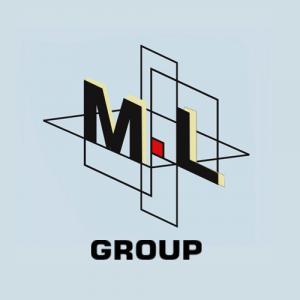 M.L Group logo