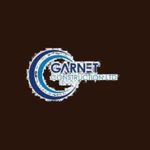 Garnet Construction logo