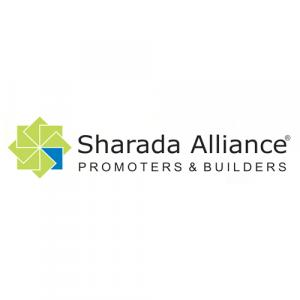 Sharada Alliance Promoters and Builders logo