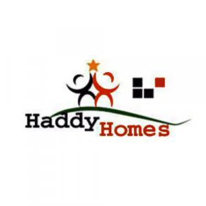 Haddy Homes logo
