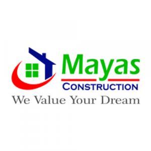 Mayas Construction logo