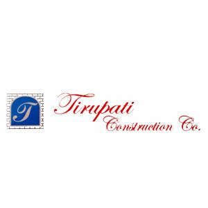 Tirupati Constructions Co. logo