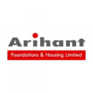 Arihant Foundations and Housing Ltd logo