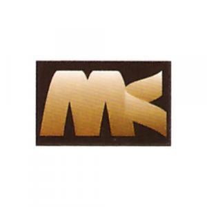 M K Builders logo