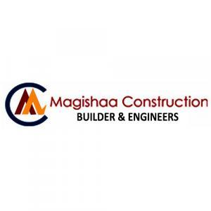 Magishaa Construction logo