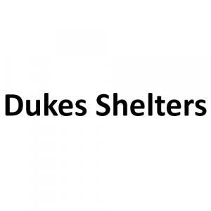 Dukes Shelters logo