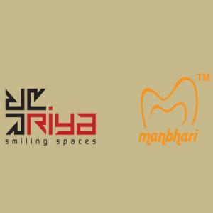 Riya Manbhari logo