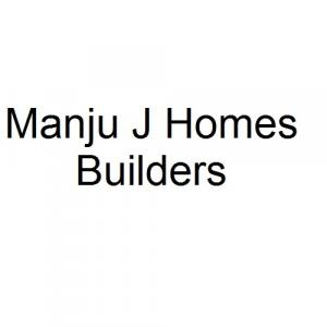 Manju J Homes Builders logo