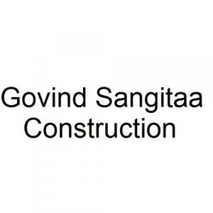 Govind Sangitaa Construction logo